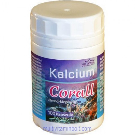 természetes kalcium korall