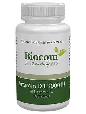 BIOCOM D3 VITAMIN WEBSHOP