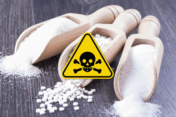Mérgező édesítőszerek