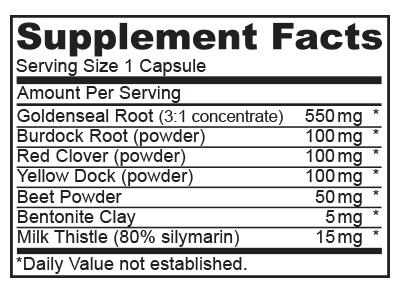 Biocom Detox formula