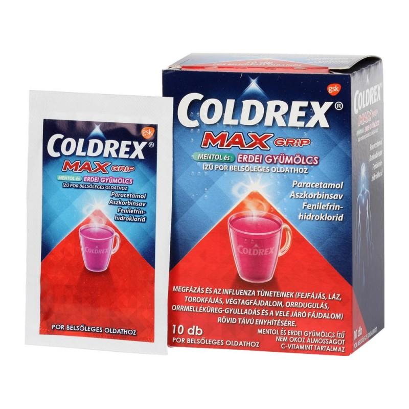 coldrex káros hatása