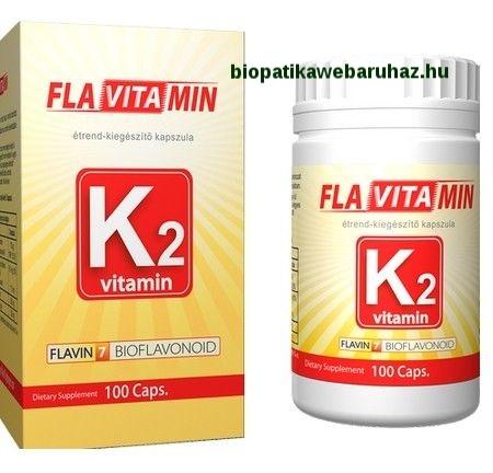 K2 vitamin vásárlás