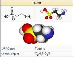 AMINO-L TAURIN HATÁSA: a taurin meghosszabítja az életet!