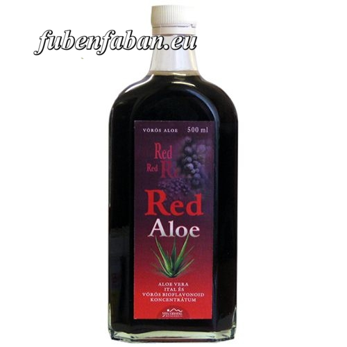Red Aloe vera 500ml