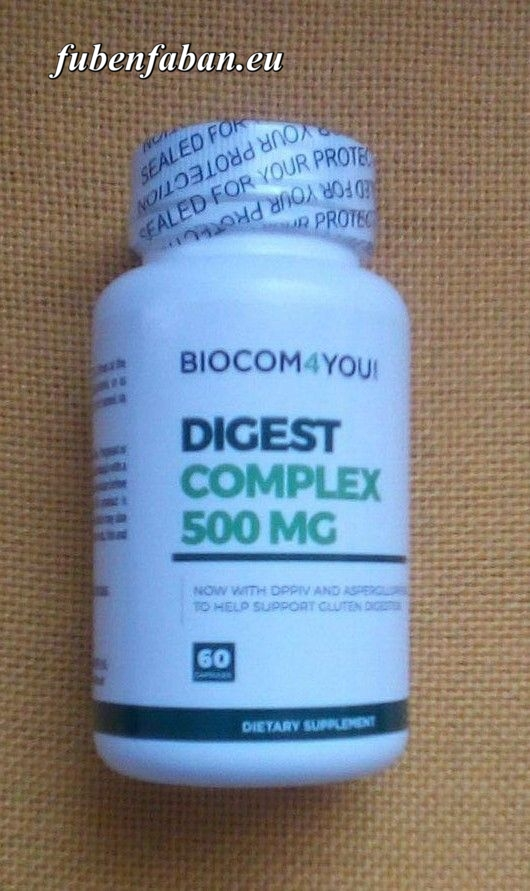 Digest Complex Biocom 500mg