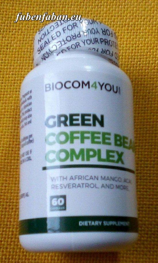 biocom zöld kávé kapszula vélemények