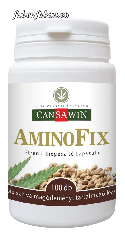 Cansawin Aminofix kapszula 100db (cannabis)