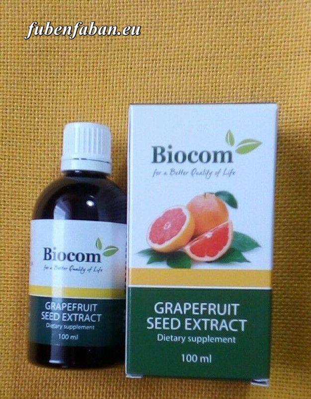 GRAPEFRUIT MAG KIVONAT - Biocom - CSEPPEK