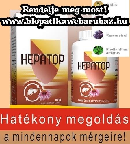 Crystal complex hepatop Flavin7 vásárlás