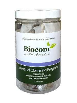 biocom intestinal cleanse - béltisztítás