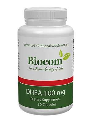 DHEA biocom Yam gyökér kivonat