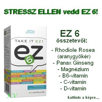 EZ6 Stressz és feszültség ellen FLAVIN7
