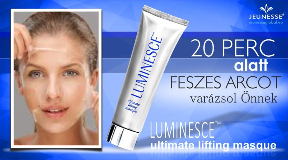 Luminesce - Alapvető Lifting Maszk