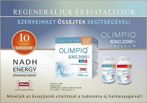 Olimpiq SXC Jubileum 250 dr vásárlás
