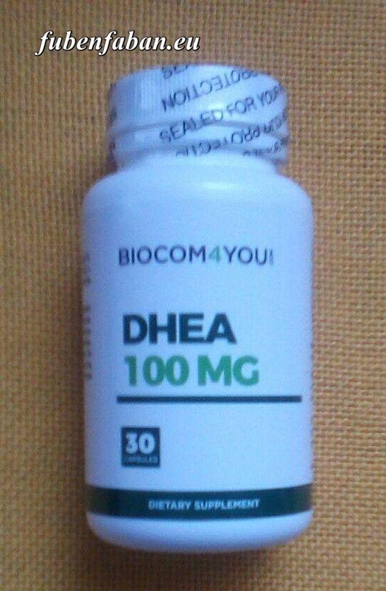 DHEA kapszula vásárlás - biocom