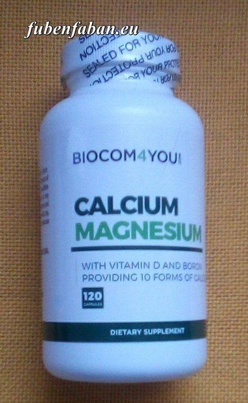 Calcium Magnesium D3 vitaminnal - biocom