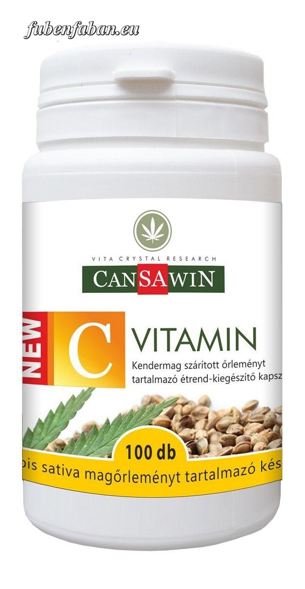 Cansawin New C-vitamin - cannabissal