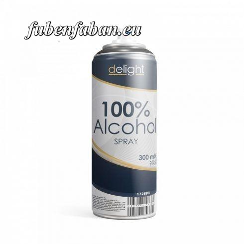 100% alkohol, felület-tisztító spray